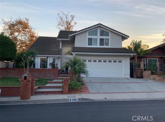 2148 Winterwood Drive, Fullerton, CA 92833