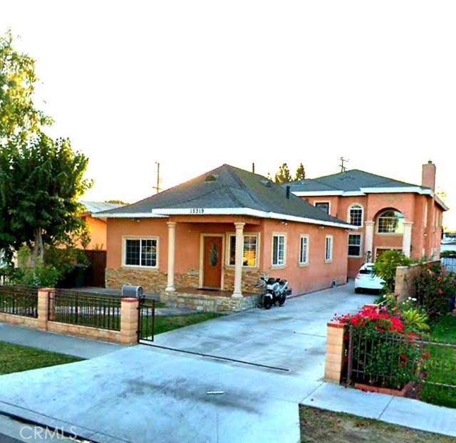15319 California Avenue, Paramount, CA 90723
