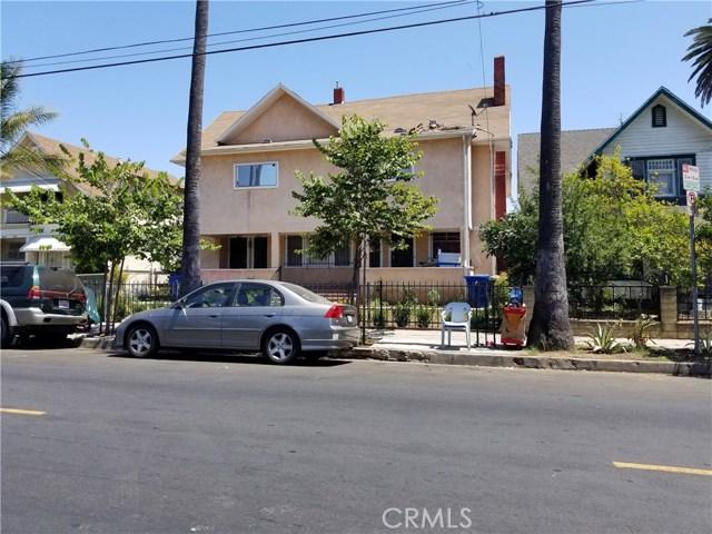 1400 S Harvard Boulevard, Los Angeles, CA 90006