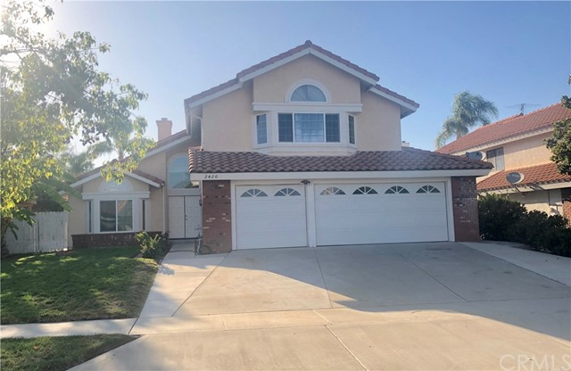2420  Heritage Drive 92882 - One of Corona Homes for Sale