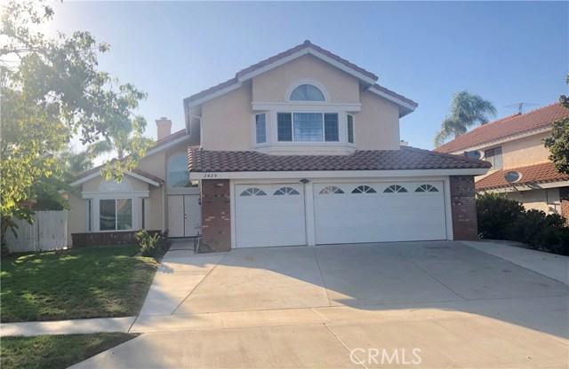 2420 Heritage Drive, Corona, CA 92882