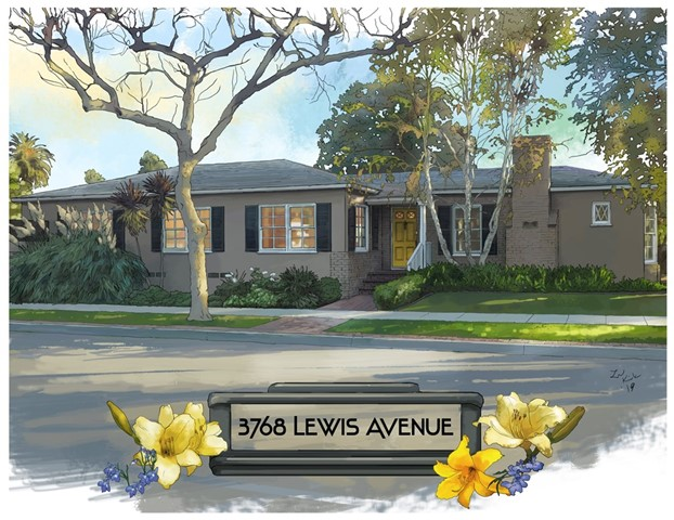 3768 Lewis Avenue, Long Beach, CA 90807