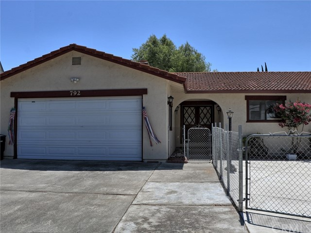 792 Bass Lane, Clearlake Oaks, CA 95423
