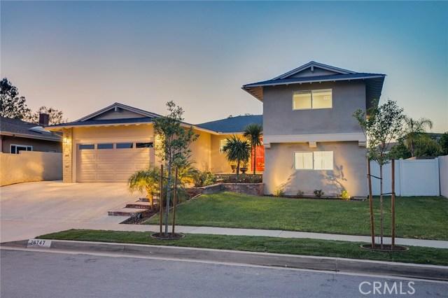 26747 Rolling Vista Drive, Lomita, CA 90717