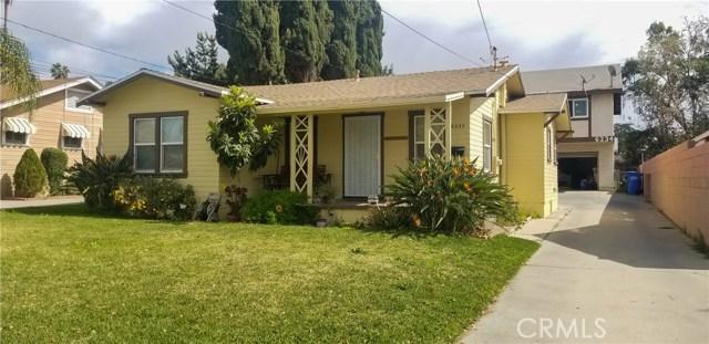 6232 Gregory Avenue, Whittier, CA 90601