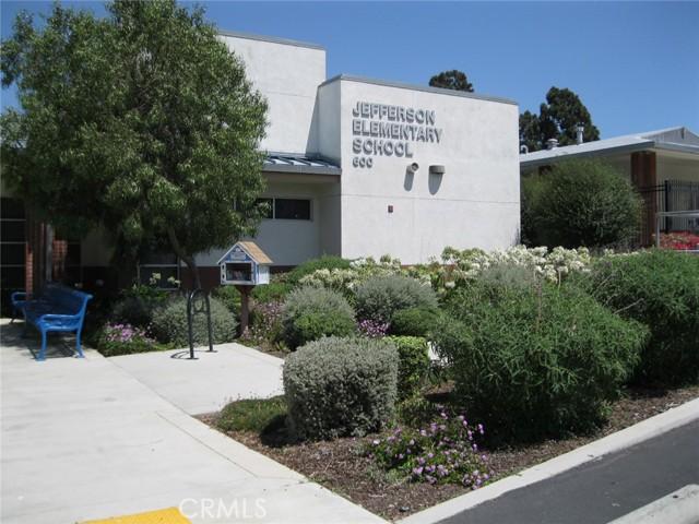 PTA School of Excellence & California Distinguished School - Jefferson Elementary School.