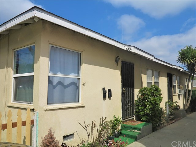 4429 163rd, Lawndale, California 90260, ,Residential Income,For Sale,163rd,PW19075474