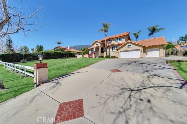 10716 Boulder Canyon Road, Rancho Cucamonga, CA 91737