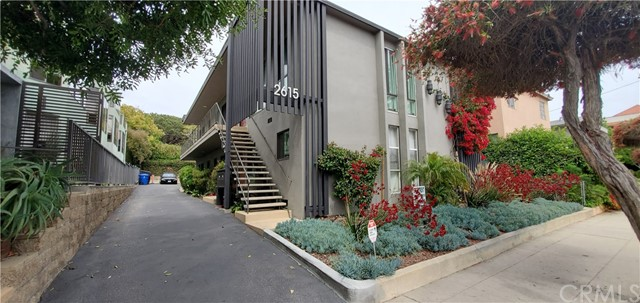 2615 2nd St, Santa Monica; a semi-upgraded 7-unit apartment property 2 blocks from the beach. The property is in the Ocean Park area, just a block from Main Street. Within blocks from the beach and stores along Main Street, this property has an extremely high walk score of 96 and bike score of 90. It is located in a super demographics region of ±$131,779 average household income within a mile radius. It offers high CAP Rate of close to 4% and a very attractive proforma CAP Rate of close to 5%. An astute operator that can self-manage the property will realize higher than 4% CAP Rate on year-1. The property is an attractive 2-story modern, mid-century apartment that was built in 1962. It has a total of ±4,696 square feet building size and is situated on a ±6,487 square feet lot. The property has been upgraded extensively and its soft-story parking has been seismically retrofitted. It has new plumbing, new sewer line, and new electrical. In addition, the property has a security camera system installed.  The property offers six (6) 1bedroom+1bathroom and one (1) 2bedroom+2bathroom units. There are 7 assigned parking spaces (5 carports + 2 open). All units (except #1) have been completely upgraded with modern upgrades which include new kitchen countertops, new kitchen cabinets, new flooring, newly tiled bathroom, mirrored closet doors, and in-unit washer/dryer.