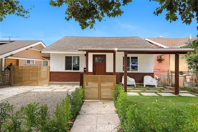 4331 Berenice Avenue, Montecito Heights, CA 90031