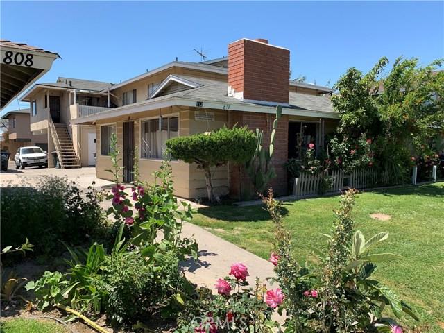 812 N Olive Street, Orange, CA 92867