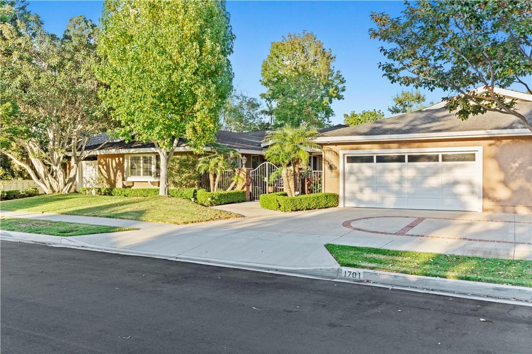 1701 Starlight Circle Circle | Baycrest (BC) | Newport Beach CA