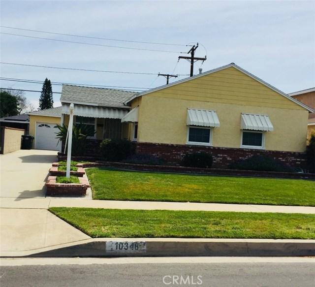 10348 Jersey Avenue, Santa Fe Springs, CA 90670