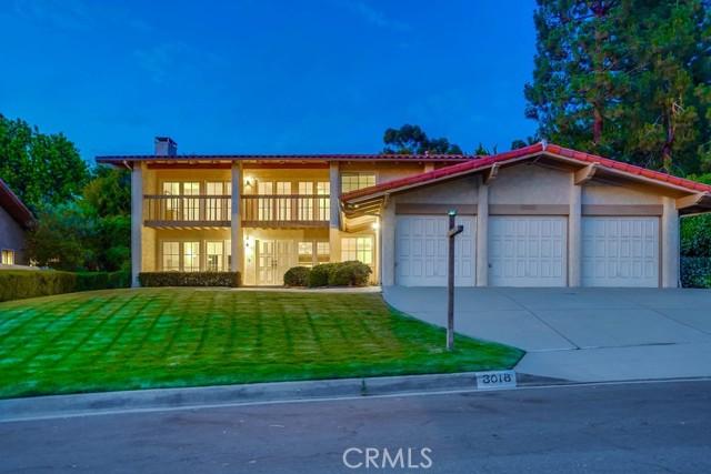 3018 Via Borica Palos Verdes Estates, CA 90274