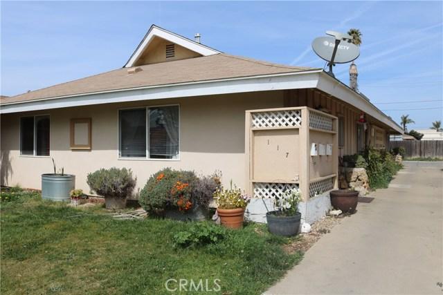 117 W Mcelhany Avenue, Santa Maria, CA 93458