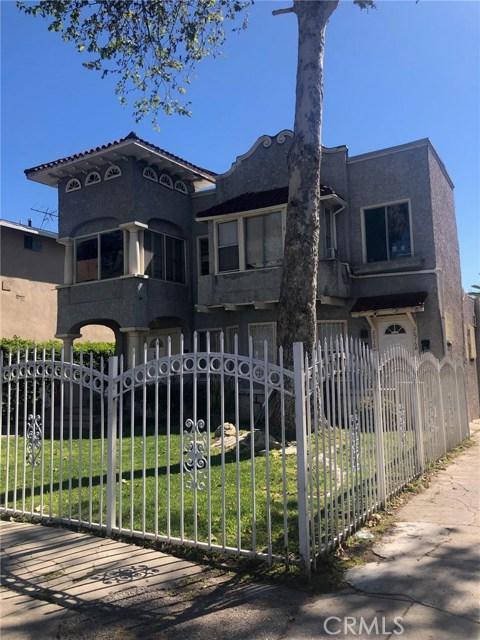 2012 S La Salle Avenue, Los Angeles, CA 90018