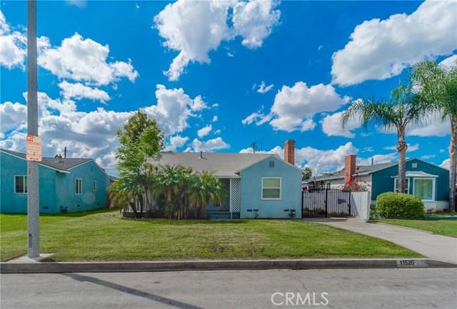 11520 Aldrich Street, Whittier, CA 90606
