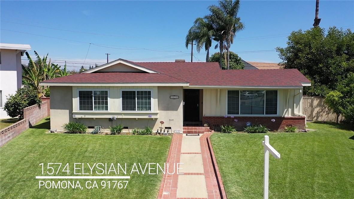 1574 Elysian Avenue, Pomona, CA 91767