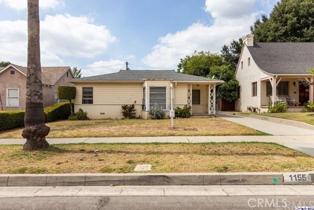 1155 Palm Terrace, Pasadena, CA 91104