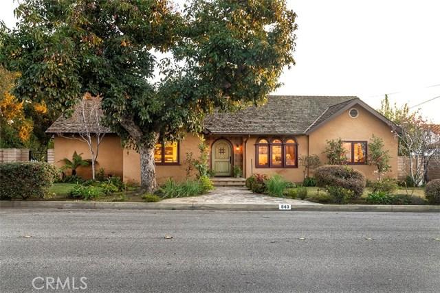 840 E Bennett Avenue, Glendora, CA 91741