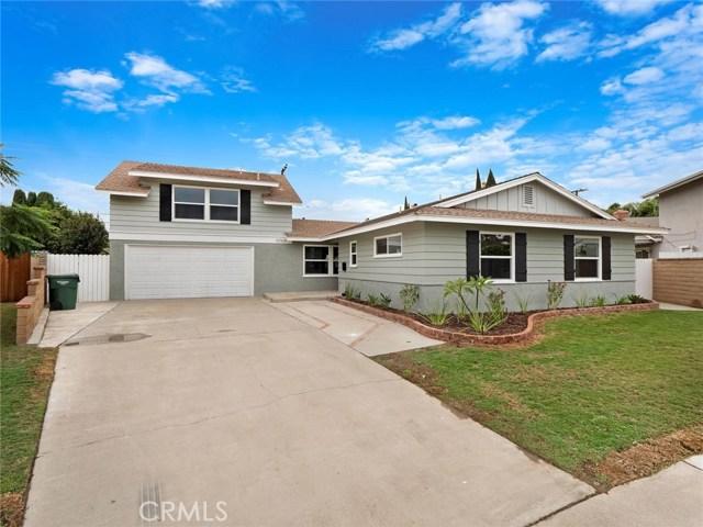 16766 Pine Circle, Fountain Valley, CA 92708