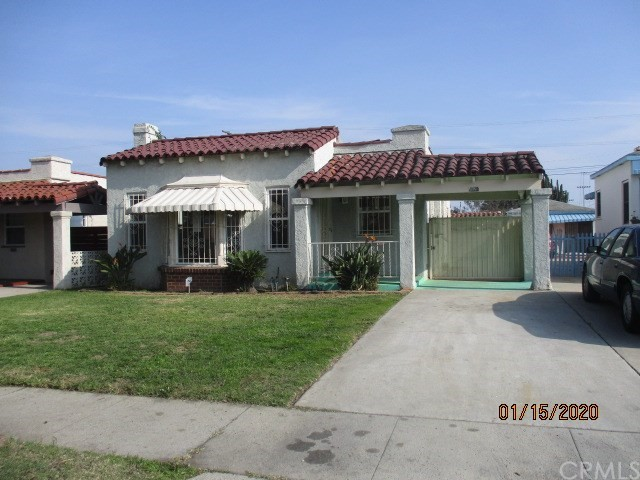 8822 S Wilton Place, Los Angeles, CA 90047