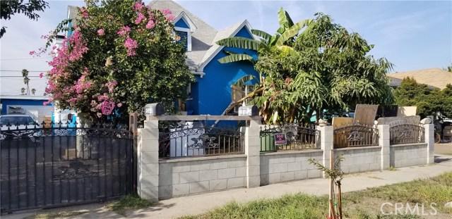 3855 S Van Ness Avenue, Los Angeles, CA 90062