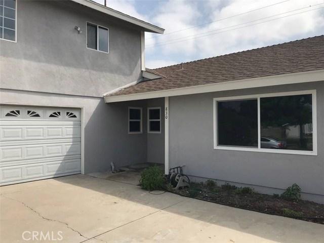 830 S Canoga St, Anaheim, CA 92804
