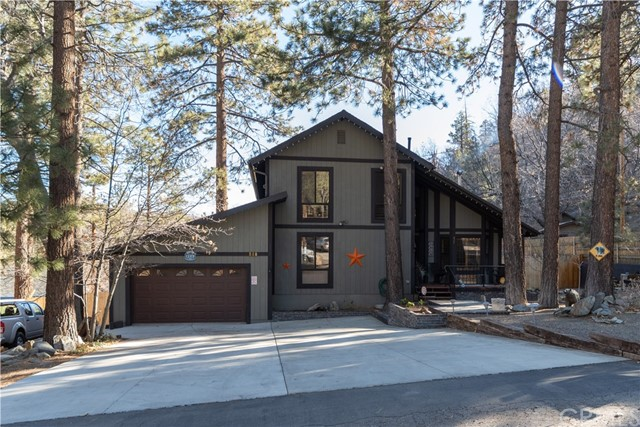 517 Lark Road, Wrightwood, CA 92397