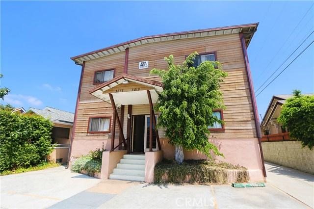3817 W 21st Street, Los Angeles, CA 90018
