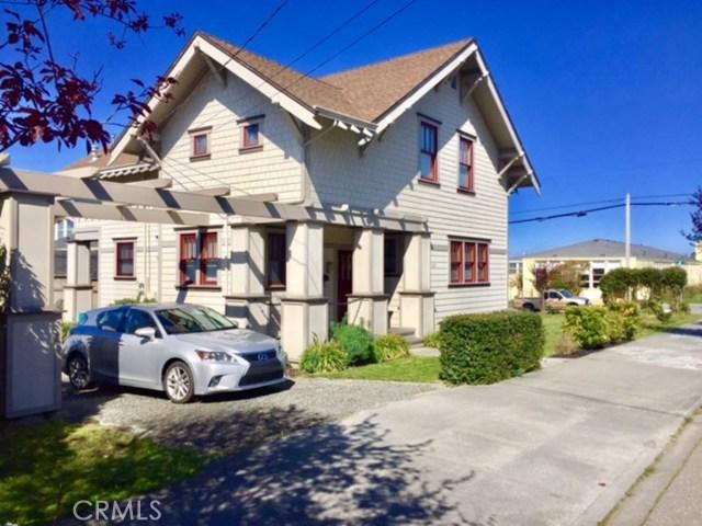 1110 B Street, Eureka, CA 95501