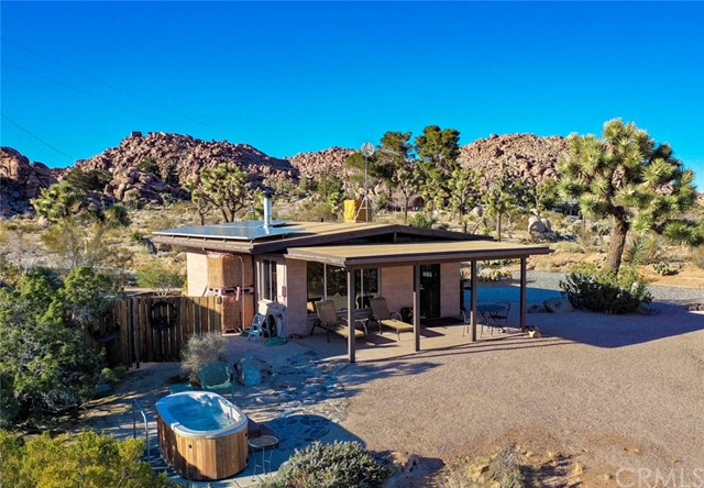 64022 Rocking Chair Road, Joshua Tree, CA 92252