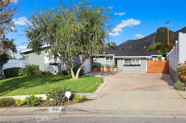 1345 Leonard Avenue, Pasadena, CA 91107