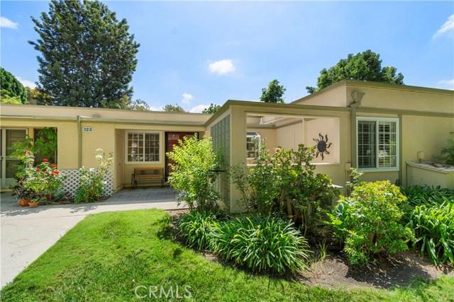 123  Via Estrada #B, Laguna Woods in Orange County, CA 92637 Home for Sale