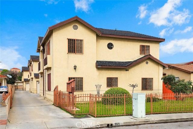 151 W Marshall Street A, San Gabriel, CA 91776