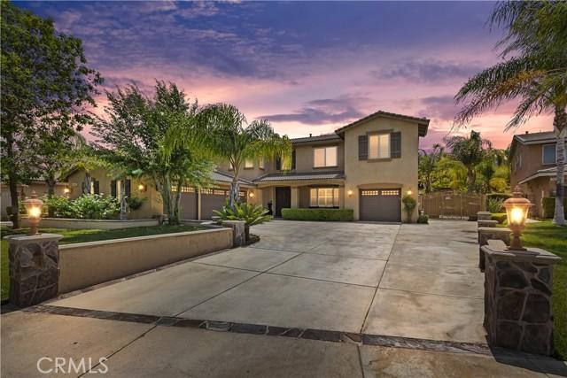1636 Monte Mar Street, Corona, CA 92881
