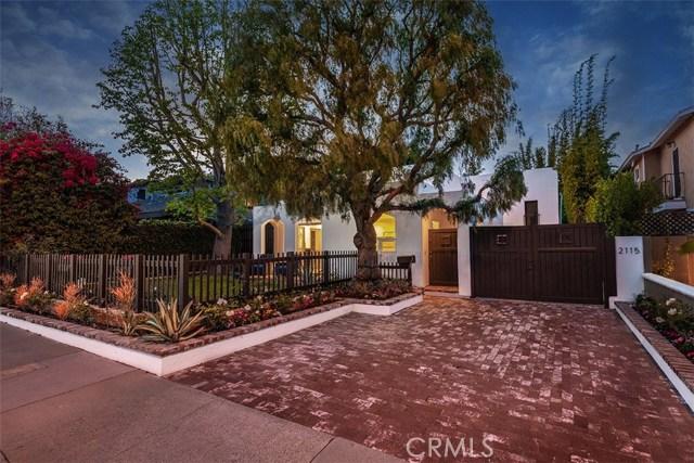 2115 Belmont Lane, Redondo Beach, CA 90278