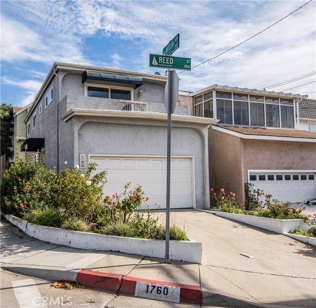 1760 Reed Street, Redondo Beach, CA 90278