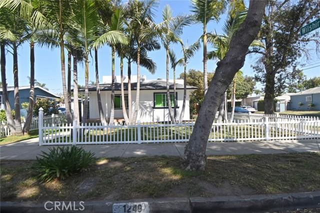 1249 S Garnsey Street, Santa Ana, CA 92707