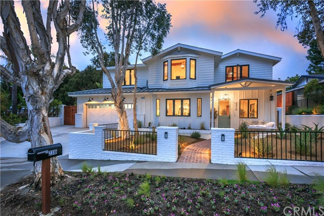 2310 Fairhill Drive | Cherry Lake Area (UBCL) | Newport Beach CA