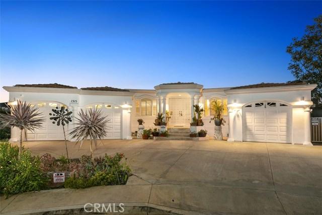 1315 Pitcairn Place,Laguna Beach, CA 92651