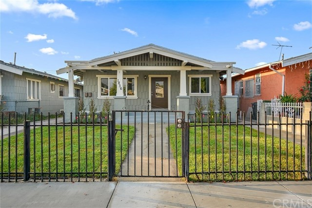 1836 W 38th Place, Los Angeles, CA 90062