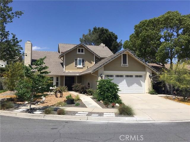 11734 Mount Wilson Court, Rancho Cucamonga, CA 91737