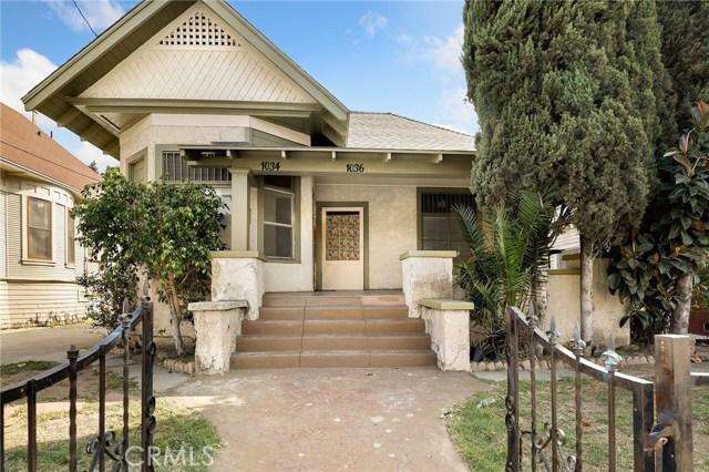 1034 W 21st Street, Los Angeles, CA 90007