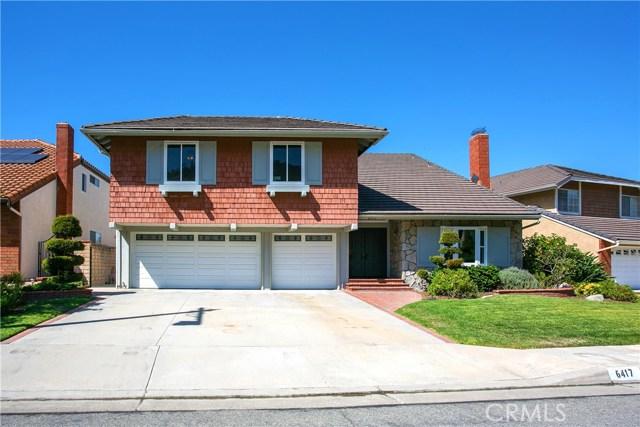 6417 E Lookout Lane, Anaheim Hills, California