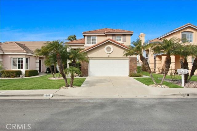 969 S Emanuele Circle, Anaheim Hills, California