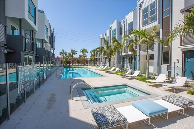 MUST SEE!!! VERY NICE ROOFTOP!  2020 Brand NEW Luxury 3b,3.5b apartments for RENT at MDL community. Enjoy the fancy living space, open kitchen! The community has BBQ, swimming pool, clubhouse, and playground! Very close to UCI, south coast plaza, and Newport beach! In the heart of Irvine Business Complex!