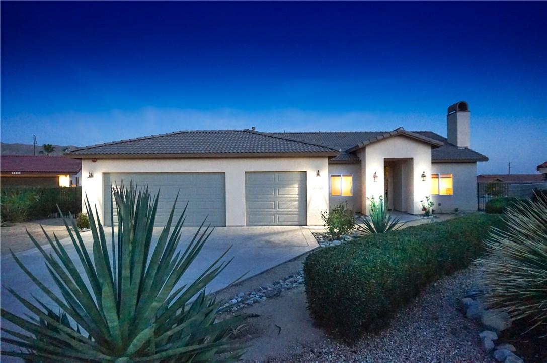 64865 Burke Court, Desert Hot Springs, CA 92240