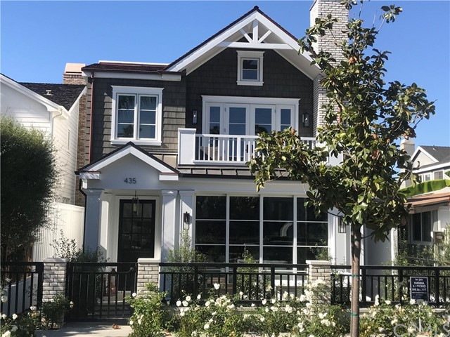 435 Fernleaf Avenue, Corona del Mar, CA 92625