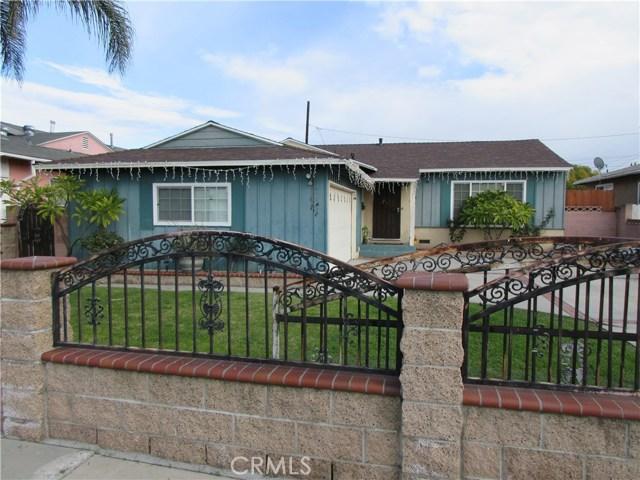 15110 Arlee Avenue, Norwalk, CA 90650